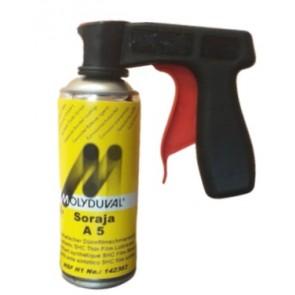 Aerosol spray extender